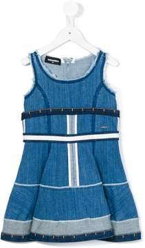DSQUARED2 sleeveless denim dress