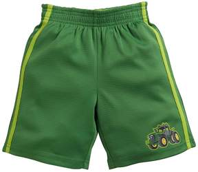 John Deere Boys 4-7 Tractor Graphic Athletic Short