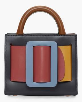 Boyy Bobby 16 Leather Top Handle Bag