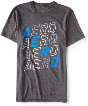 Aeropostale Repeating Logo Graphic Tee***