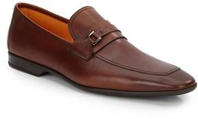 Saks Fifth Avenue by Magnanni Men's Leather Loafers