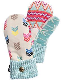 Muk Luks Women's Multi Potholder Mittens