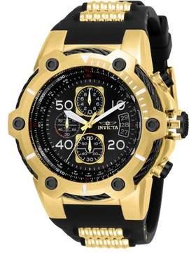Invicta Bolt Chronograph Black Dial Men's Watch 25468