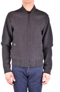 Armani Jeans Men's Grey Wool Jacket.