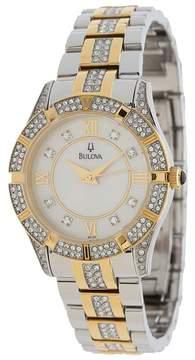 Bulova Womens Crystal - 98L135 Watches