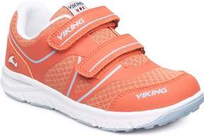 Viking Sportskor, Hel, Coral/Light Blue