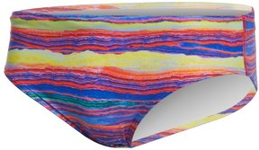 Funky Trunks Men's Crystal Wave Brief Swimsuit 8157222