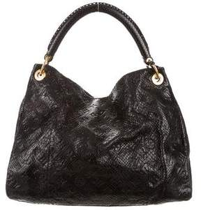 Louis Vuitton Python Artsy MM