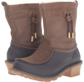 Woolrich Fully Wooly Slip Women's Boots