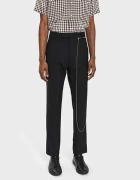 Cmmn Swdn Samson Tapered Trouser in Black