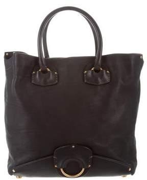 Ghurka Leather Ravi Tote