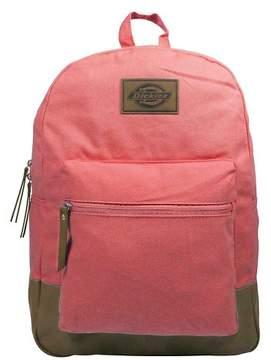 Dickies® Women's Solid Pastel Canvas Backpack Handbag