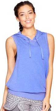 Colosseum Women's Commitment Sleeveless Hoodie