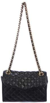 Rebecca Minkoff Quilted Leather Affair Bag - BLACK - STYLE