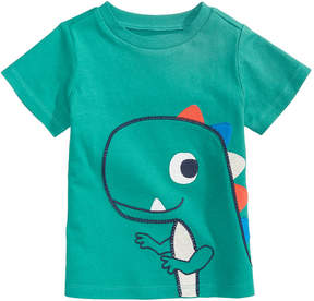 First Impressions Dinosaur-Print Cotton T-Shirt, Baby Boys (0-24 months), Created for Macy's