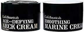 Clarks Botanicals Clark's Botanicals Marine Cream & Neck Cream Duo