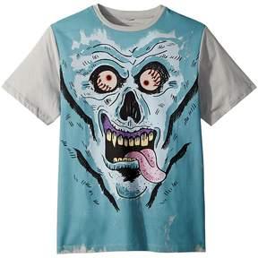 Stella McCartney Arrow Boys Short Sleeve Monster Graphic T-Shirt Boy's T Shirt