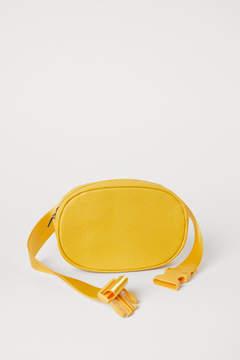 H&M Oval Belt Bag - Yellow