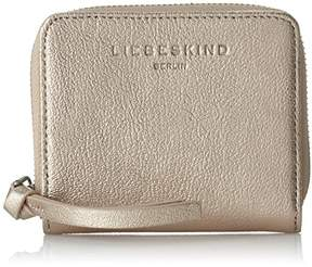 Liebeskind Berlin Women's Sabiaf8 Metallic Leather Small Wallet