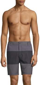 ProjekRaw PROJEK RAW Men's Colorblock Swim Shorts