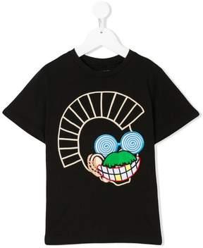 Stella McCartney Arlo velcro patches T-shirt