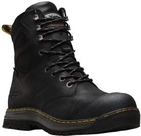Dr. Martens Men's Spate EH Safety Toe Waterproof 8 Eye Boot