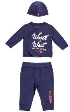 GUESS Take Me Home Set (0-24m)