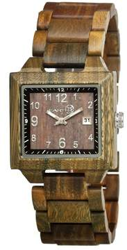 Earth Watches Culm Olive Unisex Watch