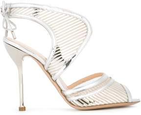 Nicholas Kirkwood 105mm 'Fineliner' sandals