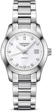 Longines Conquest Classic Watch, 29.5mm
