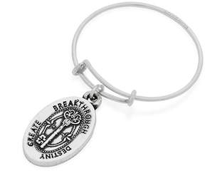 Alex and Ani Key to Life Expandable Wire Ring