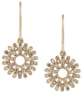 Astley Clarke 'Rising Sun' diamond drop earrings