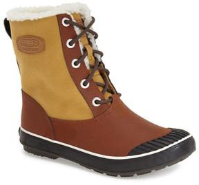 Keen Elsa Waterproof Faux Fur Boot