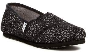 Toms Crochet Slip-On (Little Kid & Big Kid)