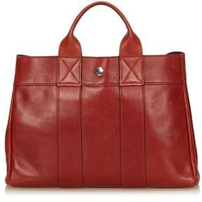 Hermes Pre-owned: Swift Fourre Pm Tote. - RED - STYLE