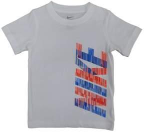 Nike Boys White Short Sleeve Tee T-Shirt 4
