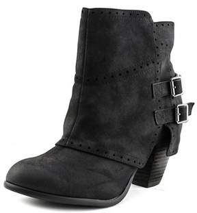 Not Rated Carolyn Women Round Toe Synthetic Ankle Boot.