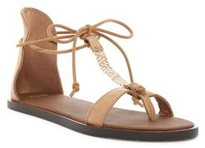 Sanuk Yoga Tierra Ankle Wrap Sandal