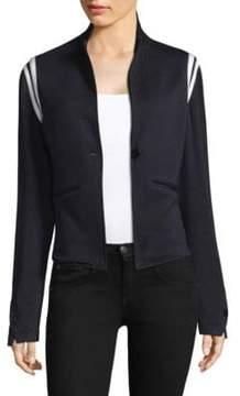 Bailey 44 Juniper Shoulder Stripe Jacket