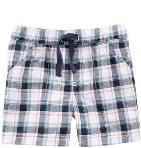 First Impressions First Impression Plaid Cotton Shorts, Baby Boys