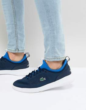 Lacoste LT Spirit 2.0 Sneakers In Navy
