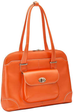 McKlein McKleinUSA Avon 15.4 Leather Laptop Briefcase