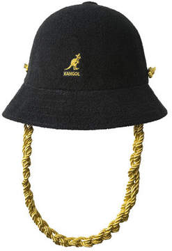 Kangol Knit Chain Casual Bucket Hat