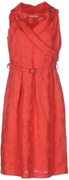 Ekle' Knee-length dresses