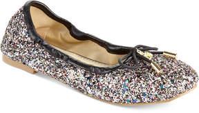 Sam Edelman Felicia Glitter Ballet Flats, Little Girls (11-3) & Big Girls (3.5-7)