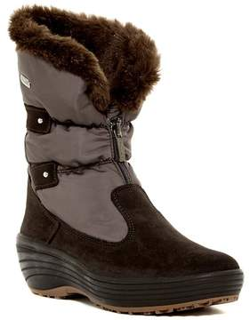 Pajar Stephy Faux Fur Trim Boot