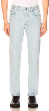 Givenchy Embroidered Pocket Jeans