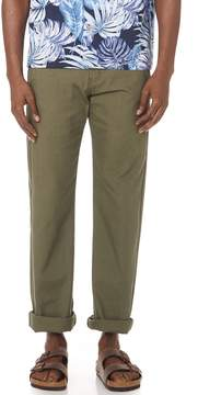 Naked & Famous Denim Rinsed Oxford Chino Pants