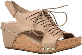 Antelope 550 Leather Wedge Slingback Sandal