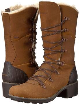 Merrell Chateau Tall Lace Polar Waterproof Women's Waterproof Boots